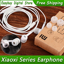 New High Quality Stereo Earphone Headphone Headset In Ear Piston Earphones Headphones With Remote & MIC For Xiaomi Mi3 M2 iPhone