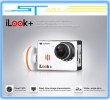 2014 New Original Walkera iLook camera plus for quadcopter QR X350 pro Drone heliopter VS Gopro hero 3 2 Free shipping Toy kids