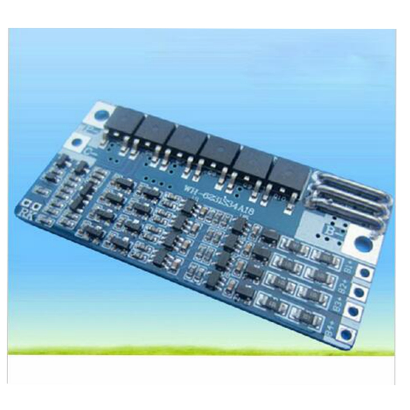 4S 16.8V  Li-ion BMS PCM Battery Protection Board Batteries Protecting Module 16A Working current<br><br>Aliexpress
