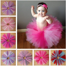 9 Designs Colorful Baby Tutu Skirt Baby Girl Photography Prop/Birthday/Wedding Party Costume Toddler Tutus 1pc TS021(China (Mainland))