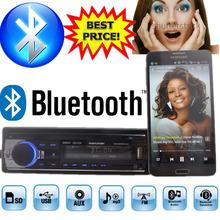 new car radio bluetooth car stereo 12V mp3 player car audio Bluetooth radio SD Card USB Port AUX IN PHONE 1 Din in dash 520(China (Mainland))