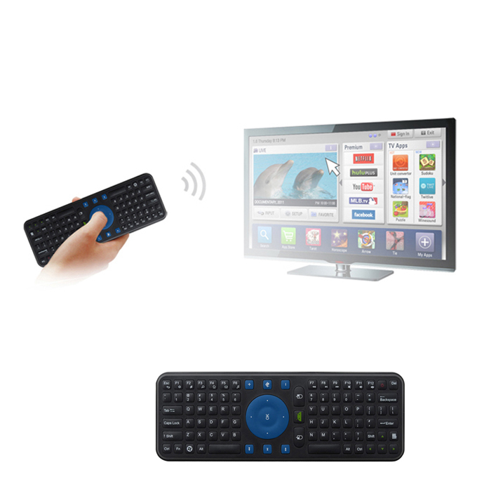 2015 Special Offer Standard Multimedia Mini Laptop New 2.4g Rf Wireless Air Mouse Keyboard Remote For Smart Tv Box Pc Lucky(China (Mainland))