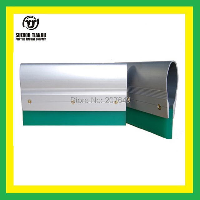 TJ Wholesale Price  Aliuminium handle squeegee for screen printing  one meter sales