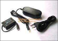 Ac адаптер питания DMW-AC8 плюс DMWDCC8 DCC8 DC переходником для Panasonic Lumix fz200, g6, g5, gh2, gh2k, и GH2S камеры