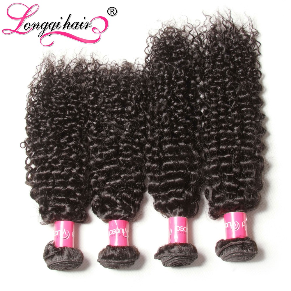 2016 New Brazilian Virgin Hair Kinky Curly 3 Bundles 7A Unprocessed Jerry Genesis - Xuchang Longqi Beauty Products Co., Ltd. store