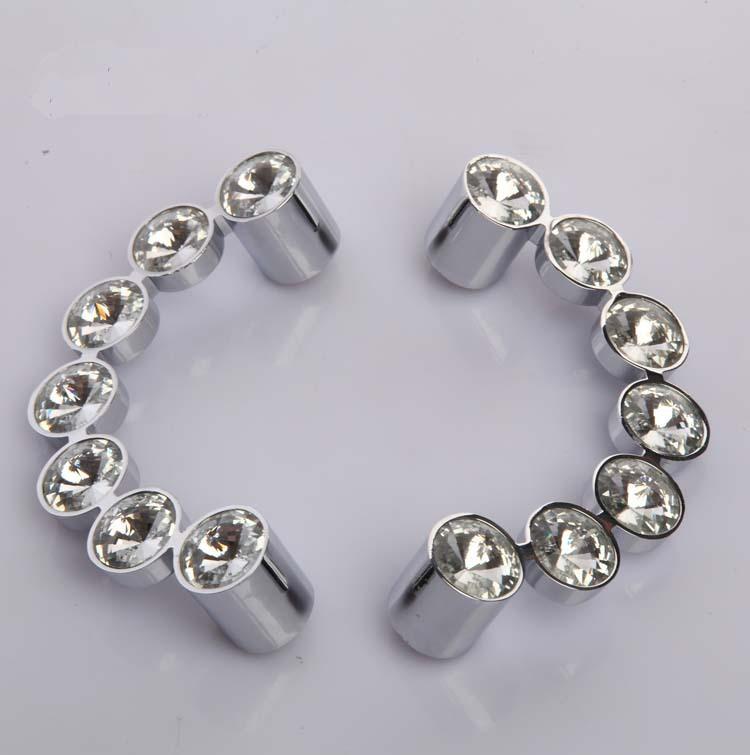 Aliexpress.com : Buy 10pcs 96mm Semicircular K9 Crystal