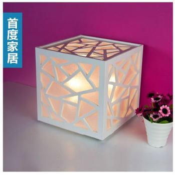 Home bedside lamp cartoon small table lamp small night light 20cm side lights Free Shipping
