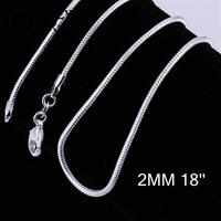 YUEYIN Collares Necklaces & Pendants Pendant 925 Sterling Silver Necklace Fox Multi-Layer Necklaces Men Necklace Para Mulher