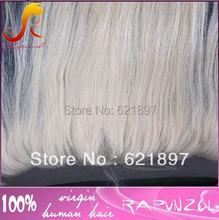 #613 Eurasian hair 13X4 ear to ear lace frontal