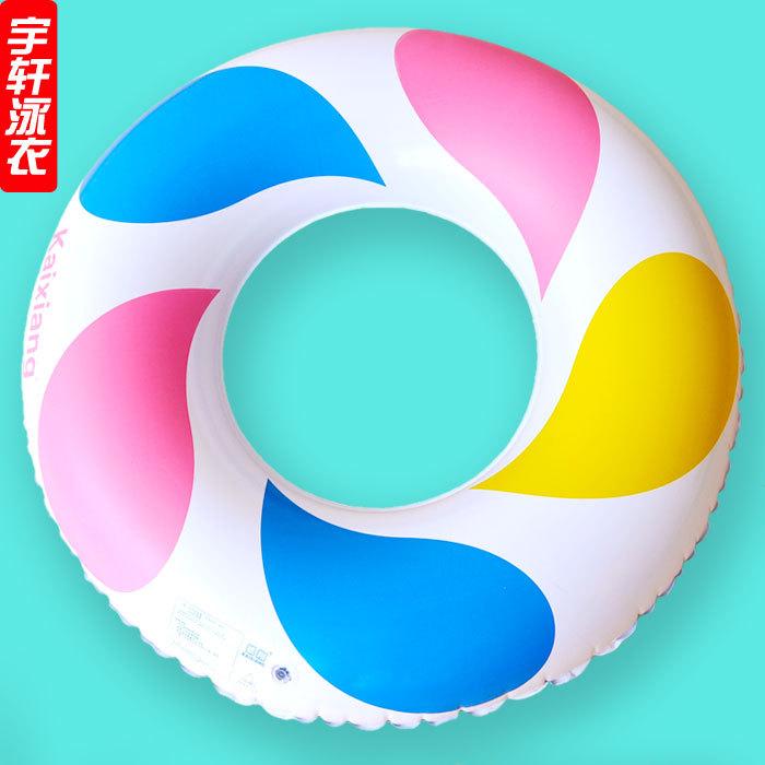 2014 new thickening of adult children swim ring increased lap swimming swimming ring adult life ring 80cm90cm(China (Mainland))