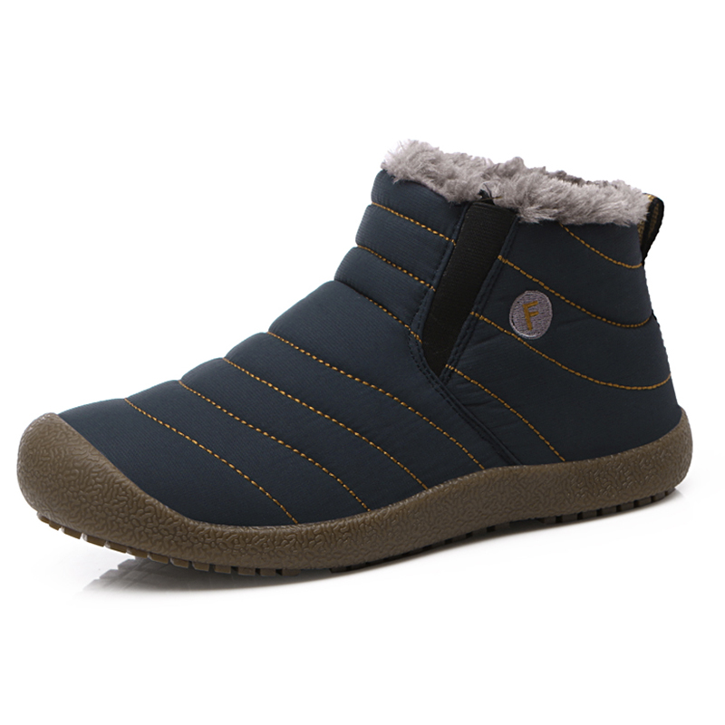 winter snow shoes lightweight ankle boots warm