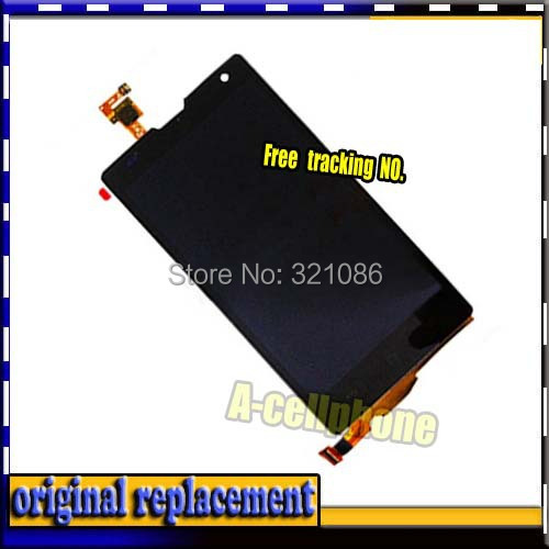 Black LCD Display +Digitizer touch Screen FOR Huawei Honor 3C G740 Assembly H30-U10 H30-T10 H30-T00 H30-L01