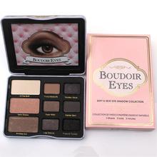 Горячая распродажа будуар глаза мягкий и сексуальный тени коллекция тени для век Pattle макияж Kit комплект