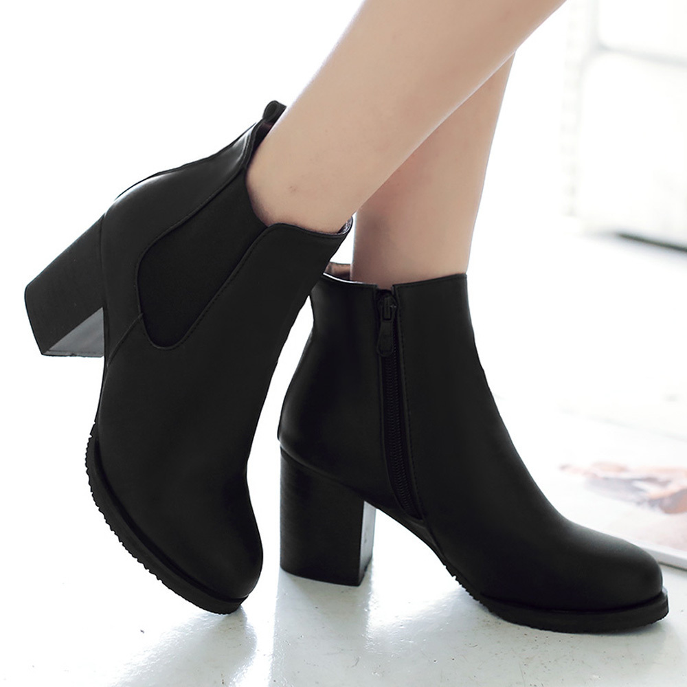 Cheap Chunky High Heels