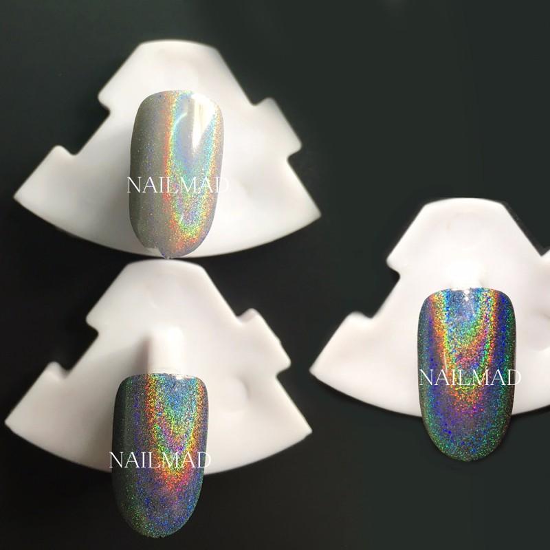 0.5 Rainbow g/caixa Pigmento Duochrome Pó de Mica Pigmento Pó de Unicórnio Holograma Holographic Holográfica Do Arco Íris