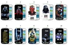 star wars hot white hard cases for SAMSUNG Galaxy Trend Lite S7390 7392 free shipping