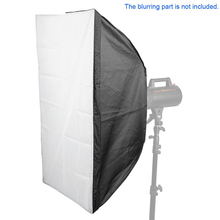 Buy Russia Freeshipping 60 * 90cm / 24 * 35inch Rectangular Softbox Diffuser Bowens Mount Studio Flash Speedlite for $22.99 in AliExpress store