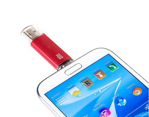 W19 New arrival pen drive OTG Smart Phone Tablet PC usb 2 0 4GB 8GB 16GB