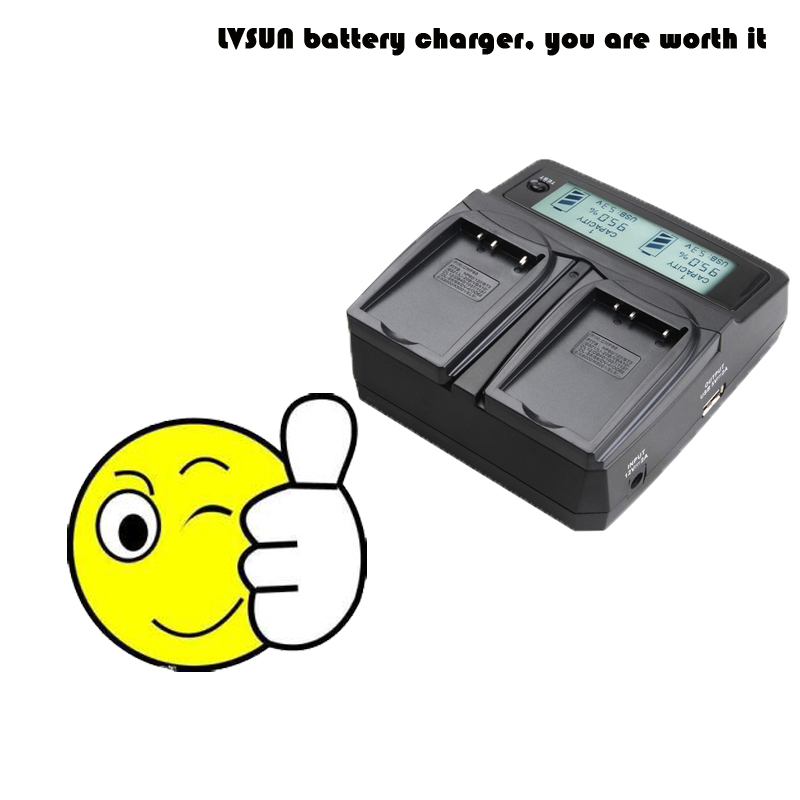 LVSUN NB-5L NB5L Camera Battery Charger Car/DC Charger for CANON PowerShot S110 SX200 SX220 SX230 IS HS IXUS 850 LCD Display(China (Mainland))