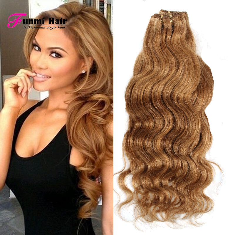 Online Buy Wholesale Honey Blonde Weave From China Honey