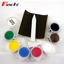 Leather & Vinyl Repair Kit Fix Rips Burns Holes Car Boat Seat Leather Furniture #W00002#(China (Mainland))