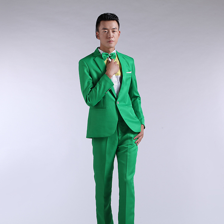 Green Prom Suit - Go Suits