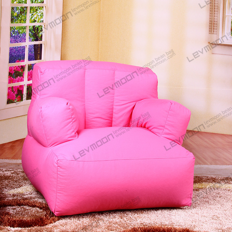 FREE SHIPPING the bean bag 100% cotton canvas toddler bean bag chair without filling bean bag factory bean bags(China (Mainland))