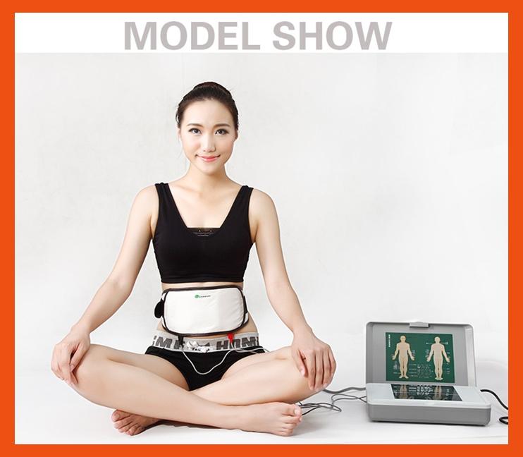 2015 drop shipping handheld professional electric back massager(China (Mainland))