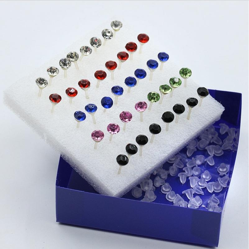 Resultado de imagen para 20 earrings different colors