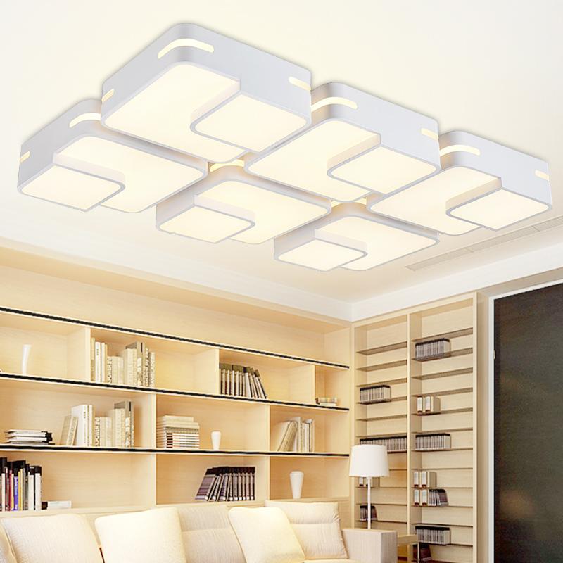 brief bedroom ceiling lights acrylic lighting kitchen lamp home light fixtures tavan aydinlatma luminaire deckenleuchten lamps(China (Mainland))