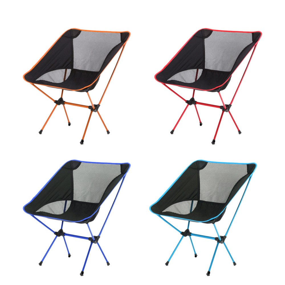 Portable Light weight Folding Camping Stool Chair Seat For Fishing Festival P