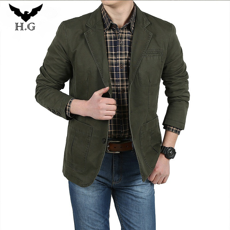 Brand New casual mens Suit Mens  Jacket Spring And Autumn loose cotton Coat high quality single breasted cotton suitОдежда и ак�е��уары<br><br><br>Aliexpress