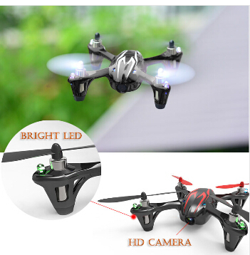 Hubsan X6 H107C 2.4G 4CH 6 Axis Gyro RC Quadcopter With Camera FPV RTF Mini Helicopter Fly Flying Toy Drone(China (Mainland))