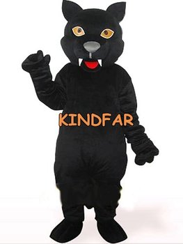Black Panther Mascot Costume Adult For Promotion Adult Party Outfits Fancy Dress Ideas Free Shipping