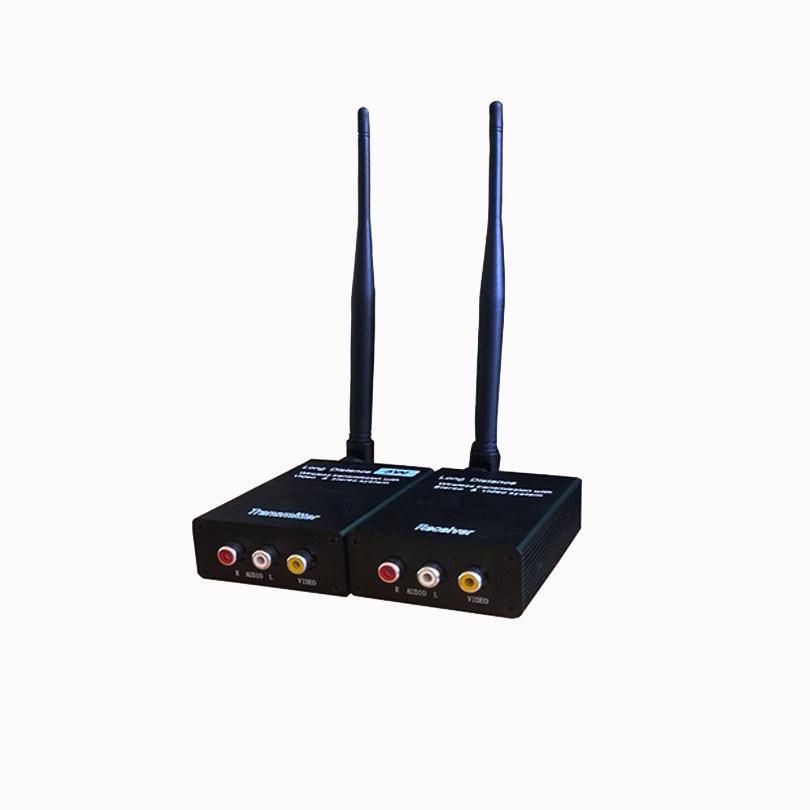 Video Transmitter Poe Injector cctv Camera New 2.4g 3w Wireless Av for Audio Video Transceiver Monitoring Equipment Transmission(China (Mainland))