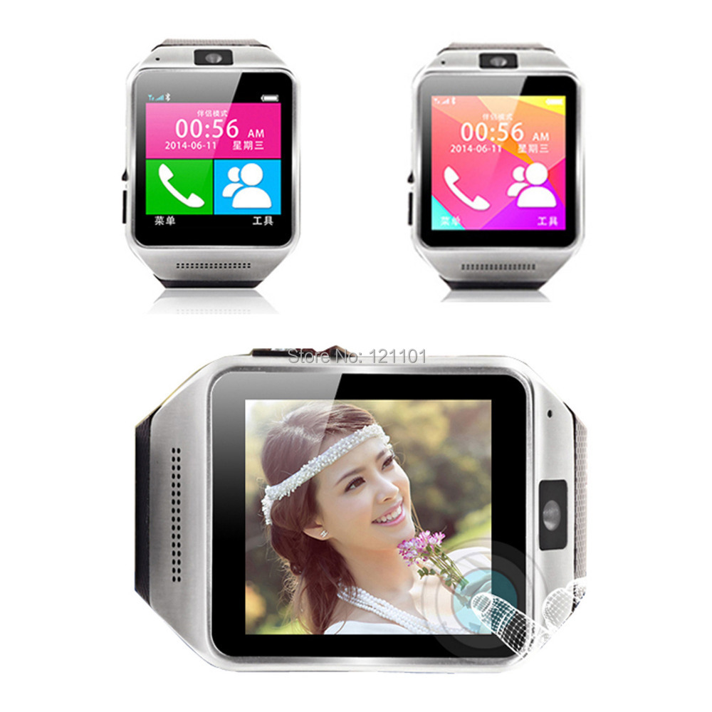 Free Shipping Bluetooth Smart Watch WristWatch GV08 Support SIM Card for Samsung S2/S3/S4/Note 2/Note 3 HTC Sony Android Phone(China (Mainland))