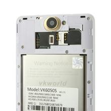 Original Vkworld VK6050S MTK6735 Quad 64bit Core cell phone 5 5 IPS Android 5 1 4G