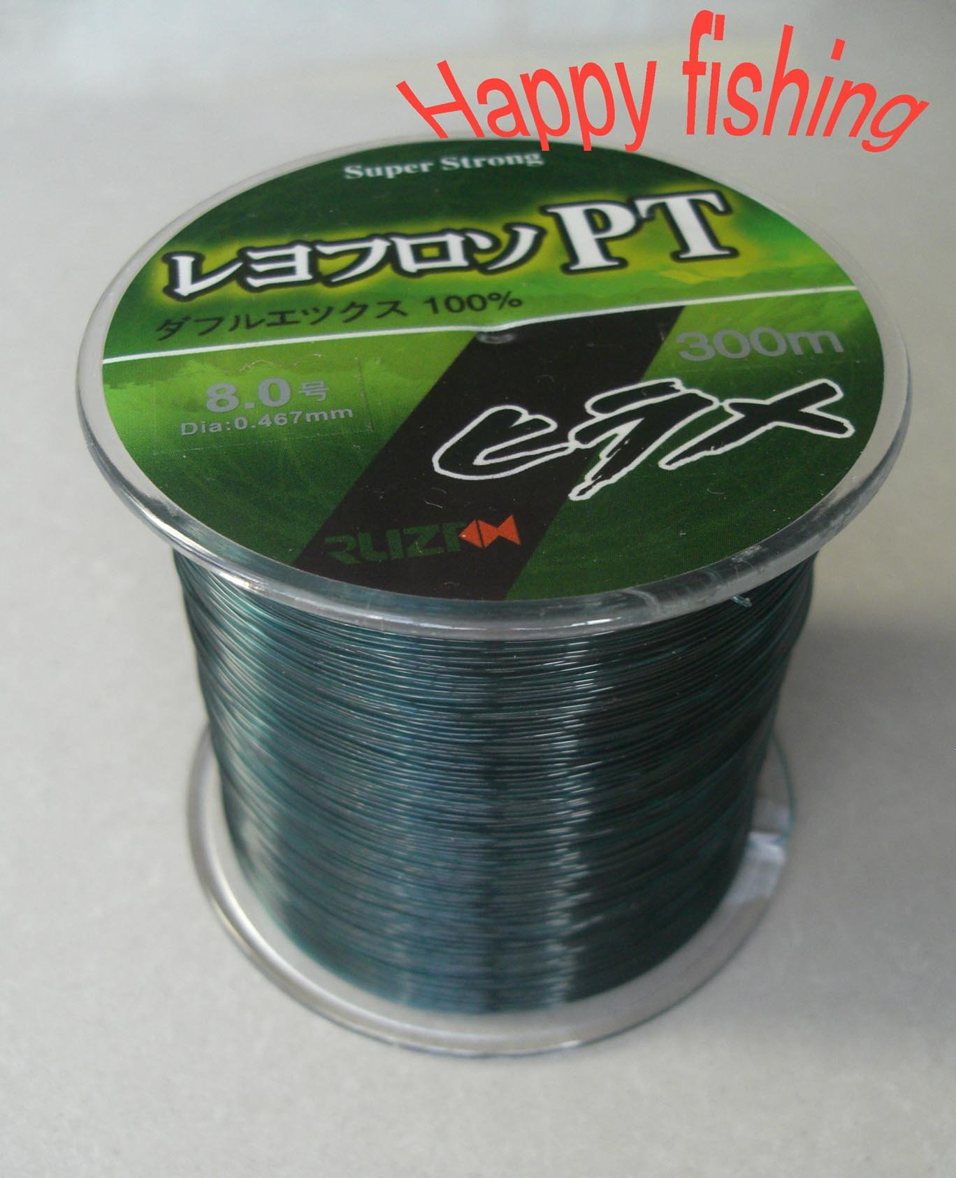 Buy 300meter dia 30lb rocky for Fluorocarbon fishing line