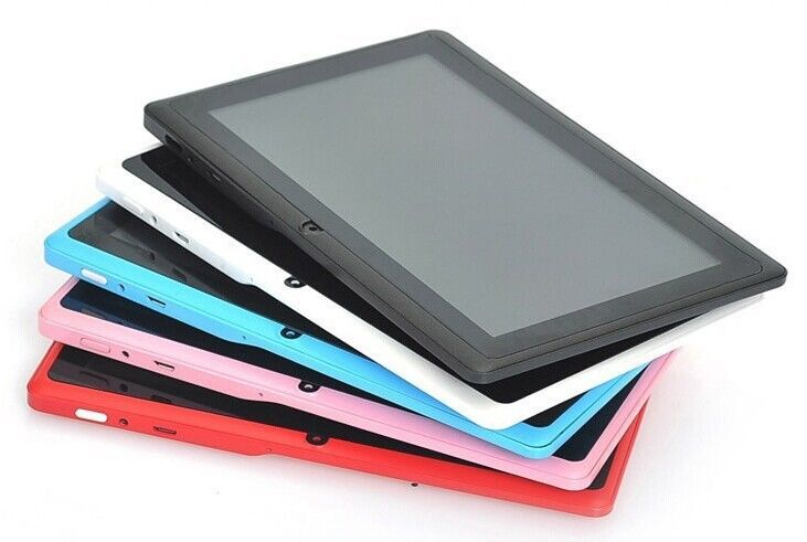7 Inch  Android Tablets PC  WIFI  Bluetooth  3G External Earphone Jack 512MB 4G Fm  Dual camera  800*480 lcd 7 tab pc