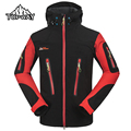 New Outdoors Breathable Chaquetas Water Resistant Fleece Lined Coat Anti Wear Jaqueta Casual Trekking Softshell Jacket