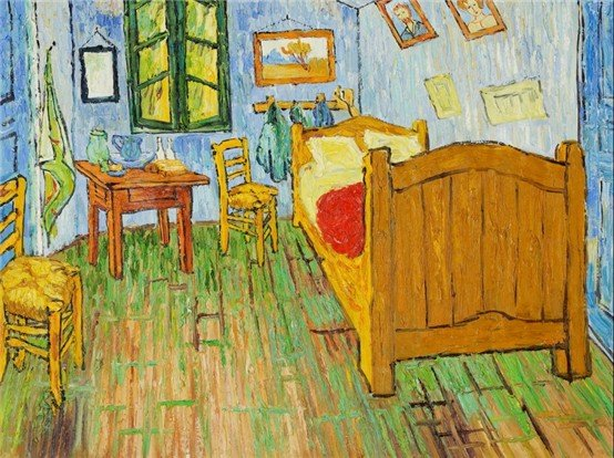 Design : Chambre Jaune Van Gogh [Roubaix 3227], Roubaix La Piscine ...