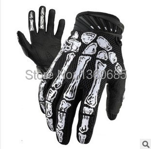 High Quality Tactical Airsoft Ghost claw Full Finger Cycling Gloves Antiskid Skeleton Skull Glove Quantes for Motorcycle Bicycle(China (Mainland))