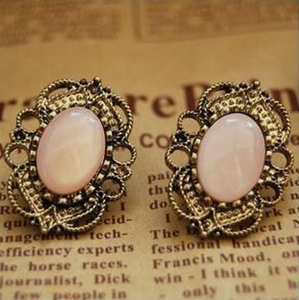 Hot New 2015 Fashion Western Luxurious Stars boucle d'oreille vintage earring Wholesales Free shipping(China (Mainland))