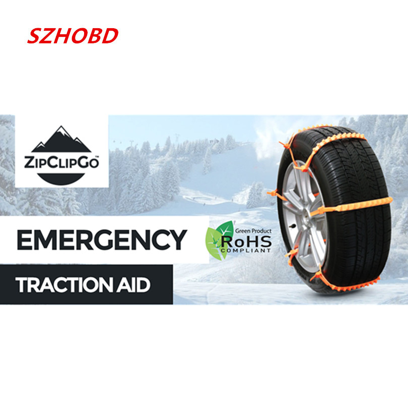 2016 ZipClipGo Traction Aid Emergency - auto diagnostic tool store