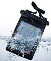 Black 100 Waterproof Pouch Dry Bag Sleeve Case High Quality Protection Carrying Bag For iPad Tablet