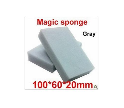 Free Shipping 100pcs Multi-functional Magic Sponge Eraser Melamine Cleaner 100x60x20MM 4003-402(China (Mainland))