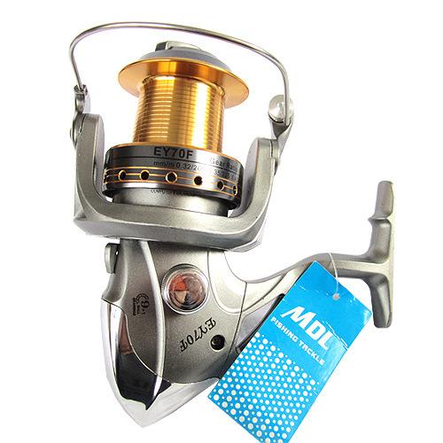 Best Big Game Fishing Reel 7000 Series Full Metal Spinner Ocean Long Shot Wheel Biggest Capacity Material Hold 30kg Big Fish(China (Mainland))