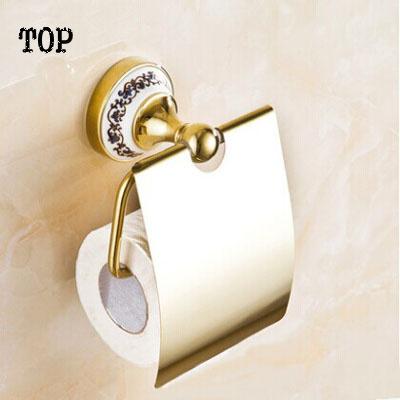 Paper Towel Holder Toilet Paper Holder Roll Box Fashion