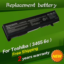 Laptop Battery PA3465U-1BRS PABAS069 For Toshiba Dynabook AX/55A dynabook TW/750LS Equium A100-549 M70-364 Satellite A100-259