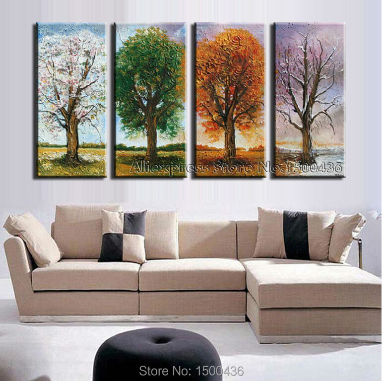Picture easel picture more detailed picture about hand for 4 season decoration